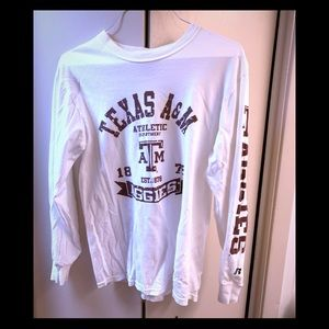 Russell Athletic unisex Texas A&M T-shirt